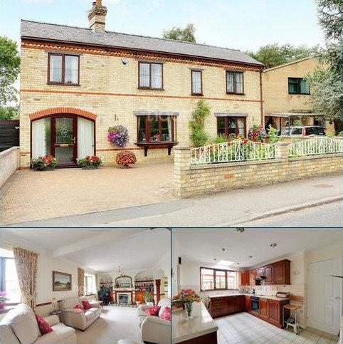 5 bedroom detached house for sale - Landbeach Road, Milton