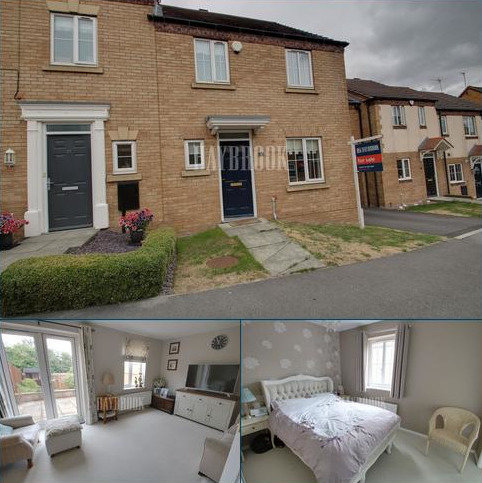 3 bedroom end of terrace house for sale - Gleadless View, Gleadless, S12
