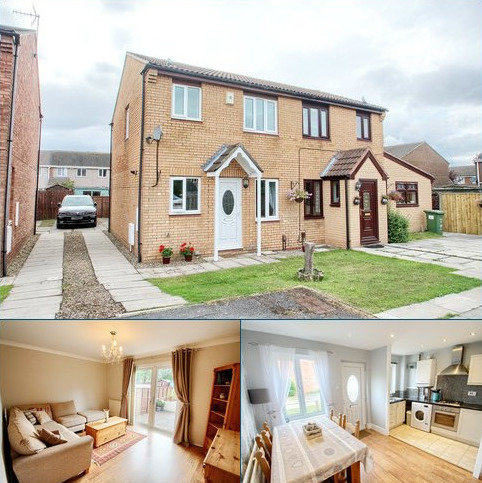 2 bedroom semi-detached house for sale - Hedley Close, Yarm