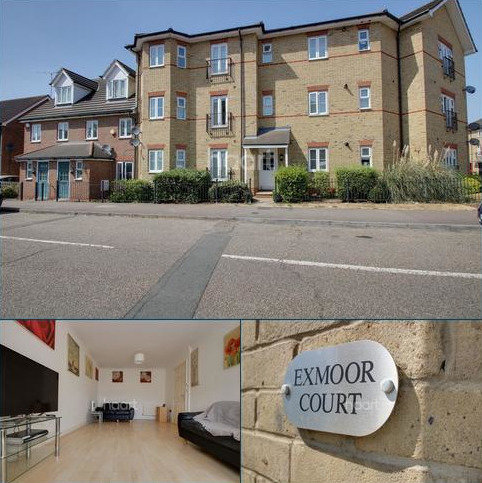 2 bedroom flat for sale - Exmoor Court, Romford, RM3 8SF