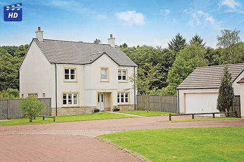 5 bedroom detached house for sale - 5 Rowanberry Court, Campsie Village, Lennoxtown, G66 7BF