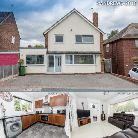 3 bedroom detached house for sale - Beacon Road, Great Barr, BIRMINGHAM