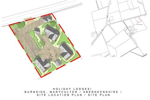 Land for sale - Proposed Holiday Lodges At Burnside, Maryculter, Aberdeen, Aberdeenshire, AB12