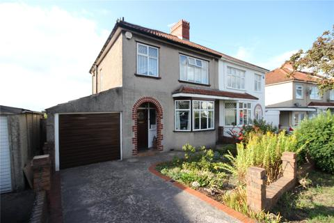 3 bedroom semi-detached house for sale - Wellington Drive, Henleaze, Bristol, BS9
