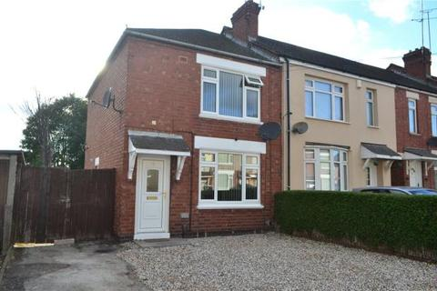 2 bedroom end of terrace house for sale - St. Lukes Road, Holbrooks, Coventry, West Midlands