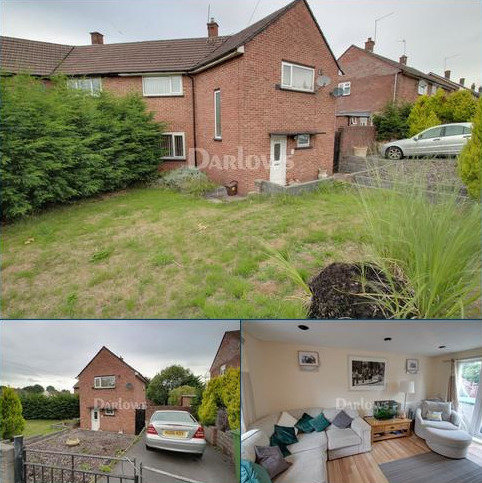 3 bedroom semi-detached house for sale - Llanrumney Avenue, Llanrumney, Cardiff