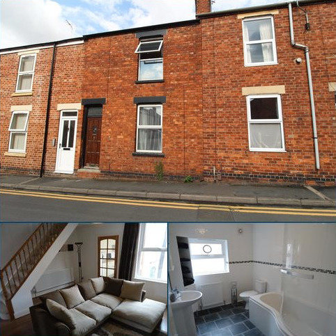 2 bedroom terraced house for sale - Brewery Hill, Grantham, NG31