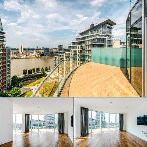 3 bedroom flat for sale - Pinnacle House, Battersea Reach, Juniper Drive, London, SW18