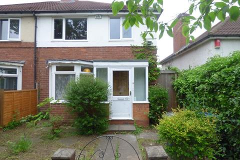 3 bedroom semi-detached house to rent - Fellows Lane, Harborne, Birmingham, B17 9TX