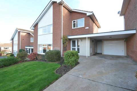 4 bedroom detached house to rent - Hillcrest, Southwell