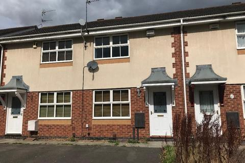 2 bedroom townhouse for sale - Ryder Road, Kirby Frith, Leicester, Leicestershire, LE3 6UZ