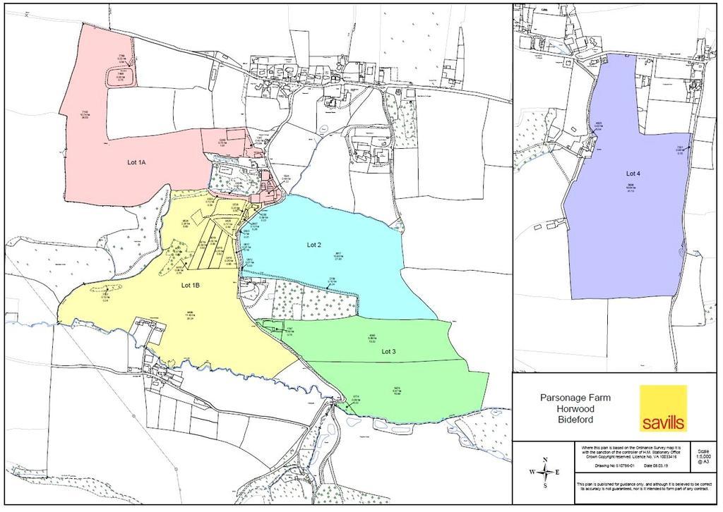 Floorplan: Land Plan