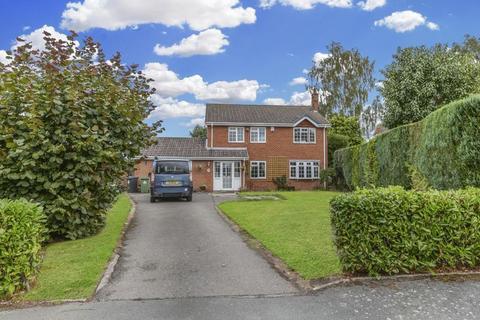 5 bedroom detached house for sale - Corbet Drive, Adderley, Market Drayton