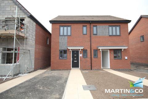 2 bedroom semi-detached house to rent - Joseph Nettleford Drive, Smethwick, B66