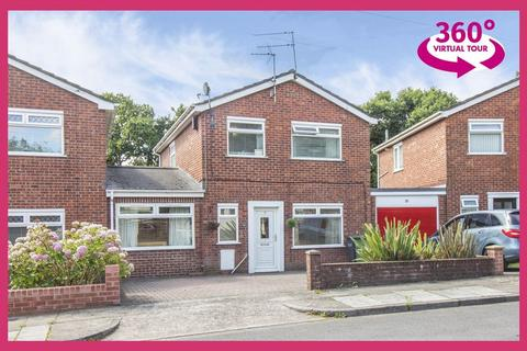 3 bedroom link detached house for sale - Melrose Close, Old St. Mellons, Cardiff - REF# 00004931 - View 360 Tour at http://bit.ly/2PhLbaQ