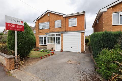 4 bedroom detached house for sale - Moorcroft Drive, Fulwood