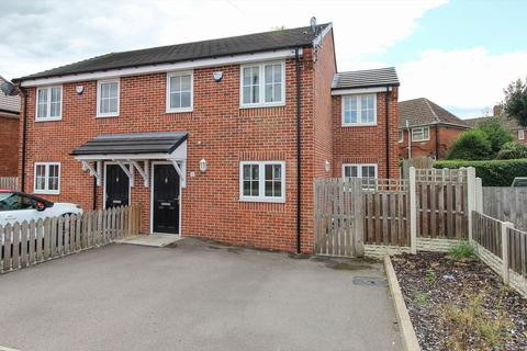 3 bedroom semi-detached house to rent - Baden Powell Road, Chesterfield