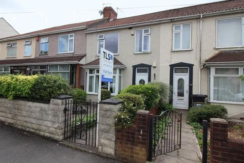 3 bedroom terraced house for sale - Speedwell Road, Kingswood, Bristol