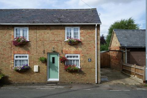 3 bedroom semi-detached house for sale - Church Road, Grafham