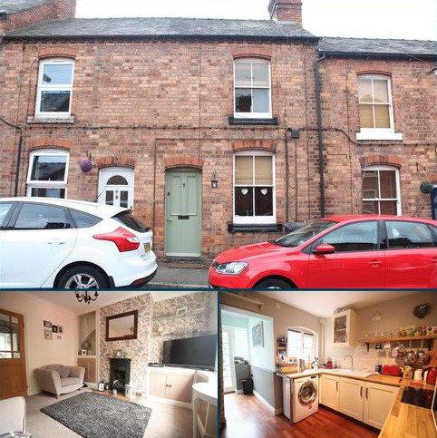 1 bedroom terraced house for sale - Elm Street, Greenfields, Shrewsbury, SY1 2PU
