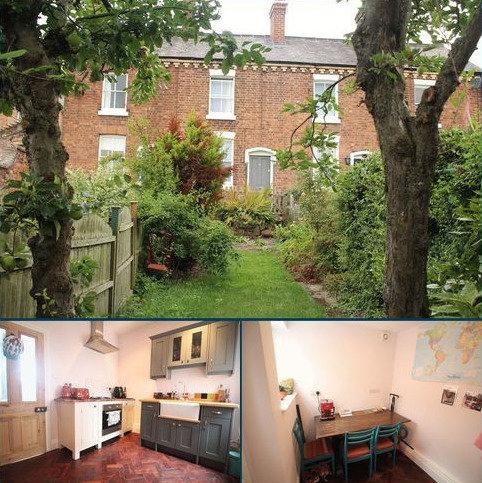 1 bedroom terraced house for sale - Longner Street, Mountfields, Shrewsbury, SY3 8RF
