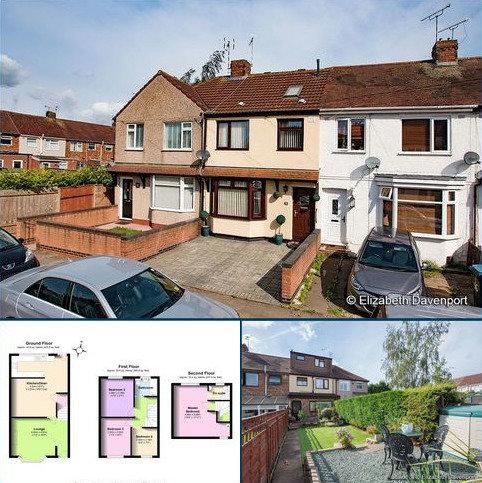 4 bedroom terraced house for sale - Standard Avenue, Tile Hill