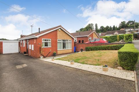 3 bedroom detached bungalow for sale - Shaldon Avenue, Stockton Brook, ST9 9PU