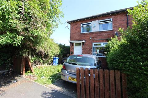 3 bedroom end of terrace house for sale - Woodcock Place, Sheffield, S2 5BW