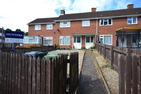 3 bedroom terraced house to rent - Broadway, Exeter, EX2 9NT
