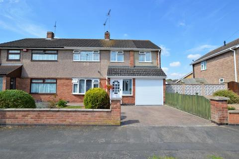 5 bedroom semi-detached house for sale - Lincoln Drive, Wigston, LE18 4XU