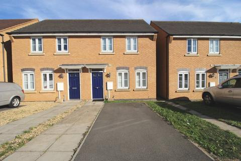 3 bedroom house to rent - WOOTTON FIELDS - NN4