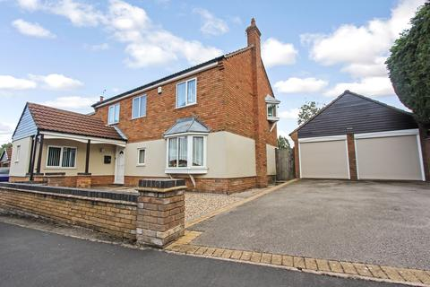 4 bedroom detached house for sale - The Oasis, Glenfield, Leicester, LE3