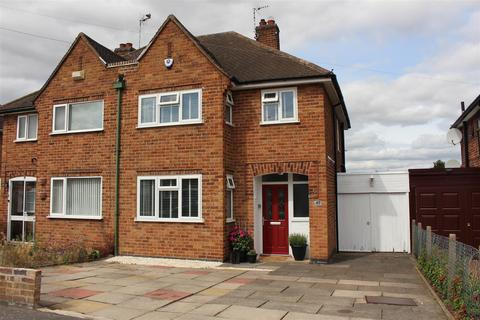 3 bedroom semi-detached house for sale - Carlton Drive, Wigston