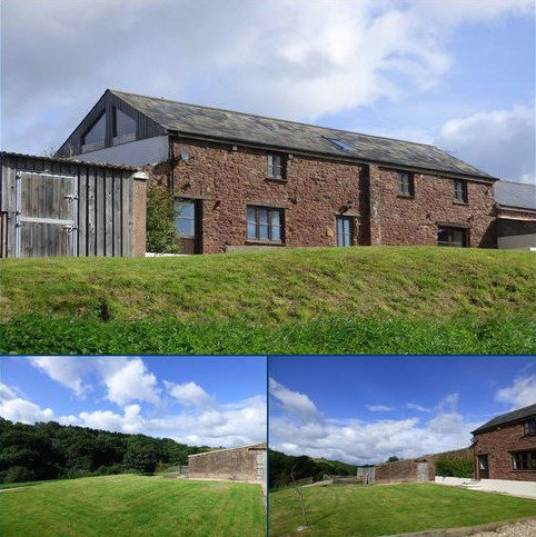 4 bedroom detached house for sale - Hollyford Farm, Crediton, Devon, EX17