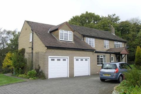 5 bedroom detached house to rent - Castle Hill, Glossop