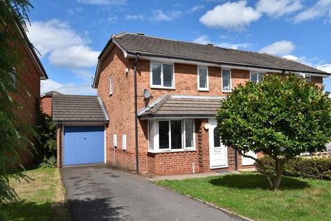 2 bedroom semi-detached house for sale - York Close, Bournville, Birmingham, B30