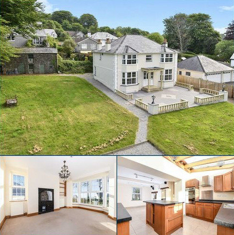 5 bedroom detached house for sale - St Ann's Chapel, Gunnislake, Cornwall, PL18