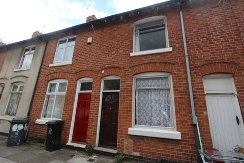2 bedroom terraced house to rent - Muriel Road, Leicester, LE3
