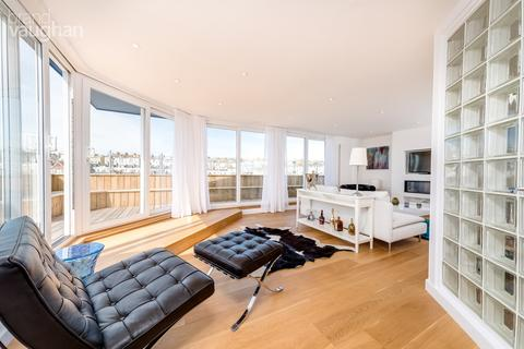 3 bedroom penthouse for sale - Queens Road, Brighton, BN1