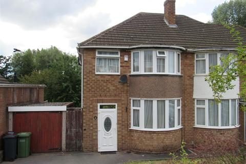 3 bedroom semi-detached house for sale - Eden Road, Solihull