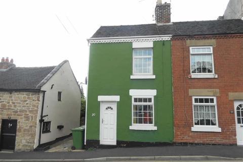 2 bedroom terraced house to rent - Queen Street, Belper