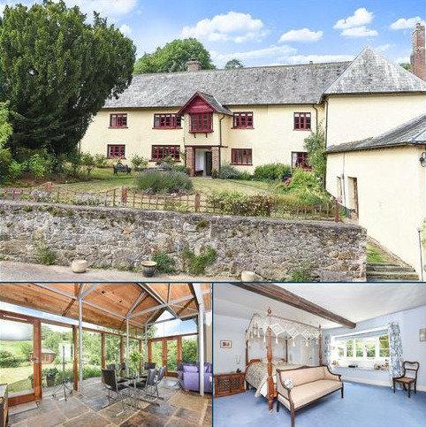 7 bedroom detached house for sale - Tedburn Road, Whitestone, Exeter, Devon, EX4