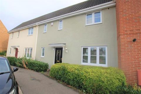2 bedroom terraced house to rent - WOODLANDS PARK DRIVE, GREAT DUNMOW