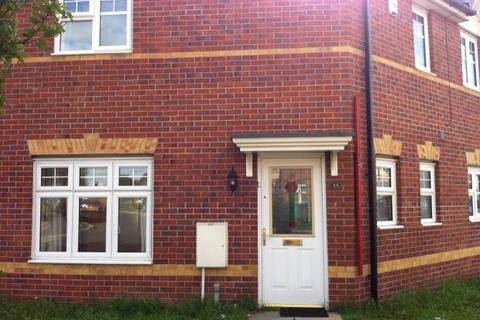 3 bedroom semi-detached house to rent - Larch Gardens,  Manchester, M8
