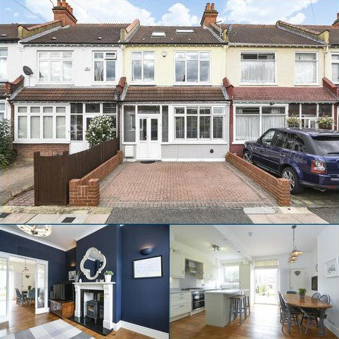 4 bedroom terraced house for sale - Tremaine Road, Anerley