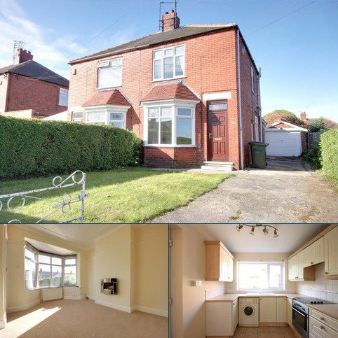 2 bedroom semi-detached house for sale - West Street, Normanby