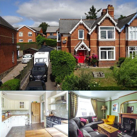 4 bedroom semi-detached house for sale - Victoria Road, Kington, Herefordshire