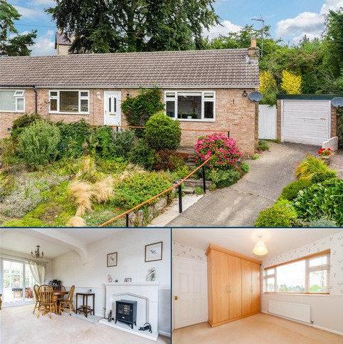 2 bedroom semi-detached bungalow for sale - Lark Hill Close, Ripon, North Yorkshire
