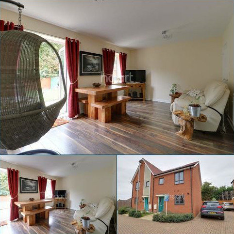 3 bedroom semi-detached house for sale - Heathland Way, Quantum, North Grays