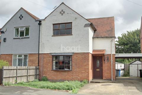 3 bedroom semi-detached house for sale - Bennett Street, Allenton